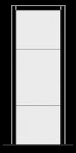 Door 2 Slots Equidistant