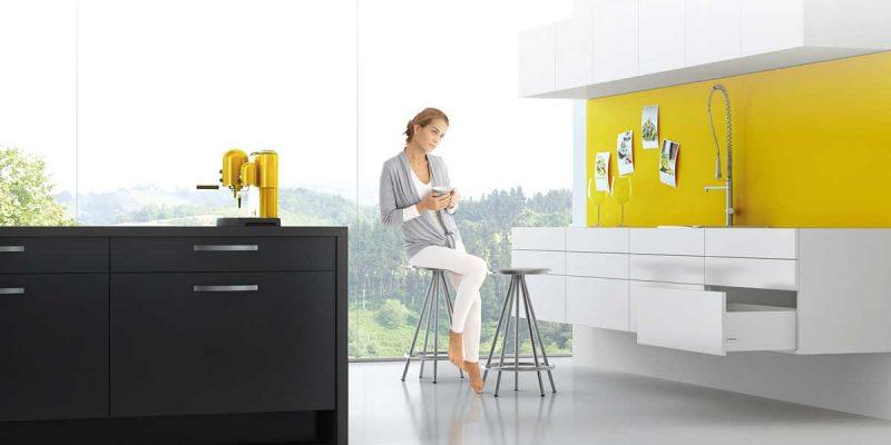 Drawers Kitchen Milestone