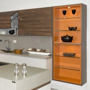 Storage with shelves - Milestone
